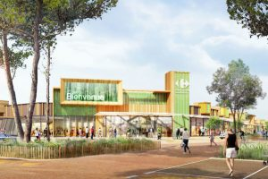 Carrefour Grand Evreux inaugure 37 000 M2 d'extensions
